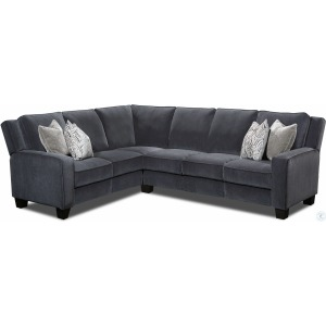 West End 3 PC Power Reclining Sectional