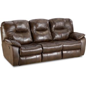 Avalon Double Power Reclining Sofa