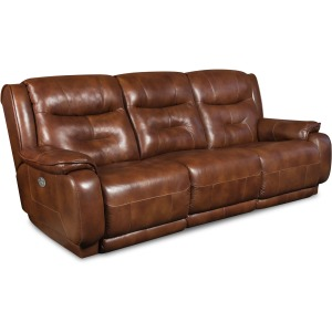 Cresent Power Double Reclining Sofa