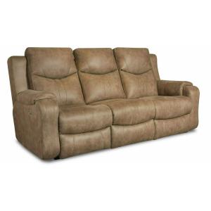 Marvel Double Power Reclining Sofa