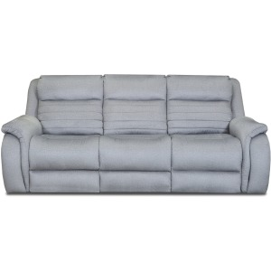 Essex Double Reclining Power Headrest Sofa