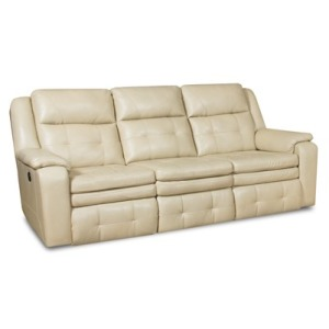 Inspire Double Reclining Sofa with Power Headrest