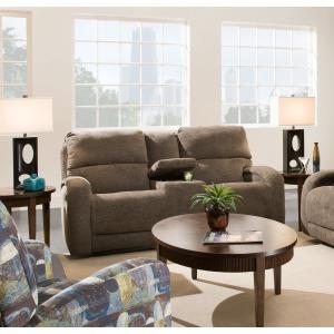 Fandango Double Reclining Console Sofa
