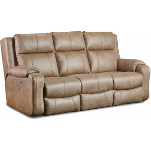 Contour Double Reclining Sofa w/Power