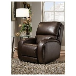 Fandango Wall Hugger Recliner Power Headrest w/SoCozi