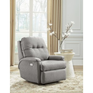 Gigi Power Headrest Lay-Flat Lift Recliner
