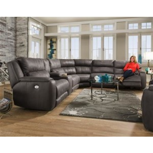 Dazzle 5pc Sectional