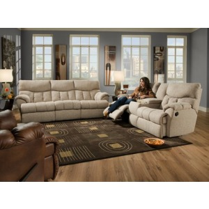 Re-Fueler Double Reclining Love Seat