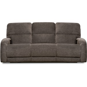 Fandango Double Reclining Sofa w/Power Headrest w/SoCozi