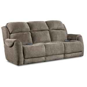 Safe Bet Double Reclining Sofa