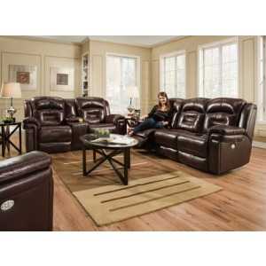 Avatar Double Reclining Loveseat