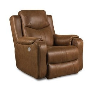Marvel Wall Hugger Recliner w/Power Headrest