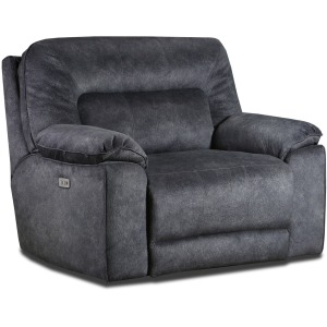 Top Gun Chair & 1/2 Power Recliner