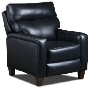 Mt. Vernon Recliner Power Headrest Hi-Leg Recliner
