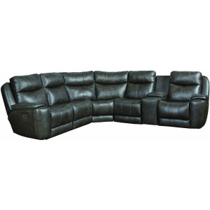 Showstopper 5 PC Power Reclining Sectional