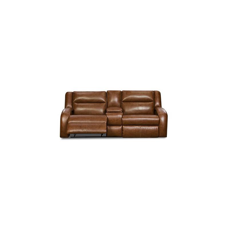 Maverick Double Reclining Console Sofa