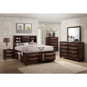 3pc Queen Storage Bedroom Set