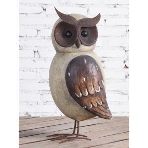 Polyresin Owl