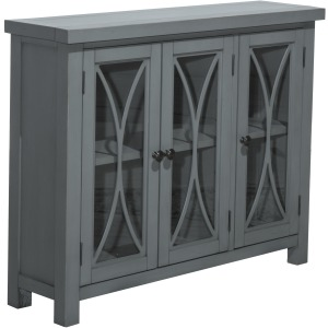 3 Drawer Console Cabinet