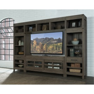 4PC Entertainment Center