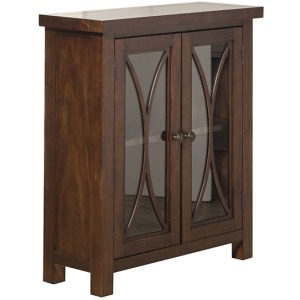 2 Drawer Console Cabinet