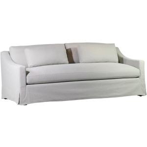"""Dune 84"""" Slipcover Sofa - Slipcover Twill Linen"""