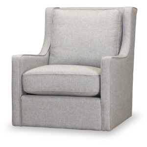 Calvin Swivel Chair - Felicity Stone
