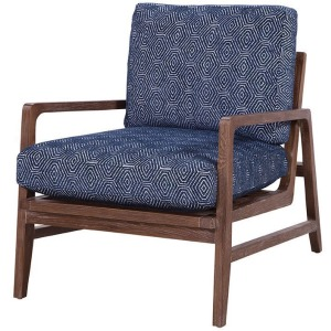 Glendale Chair - Fuego Navy
