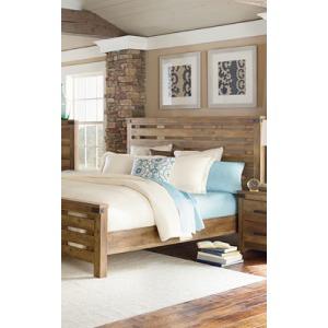 52450 Montana Panel Bed