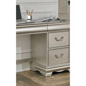 Jessica Silver Writing Desk