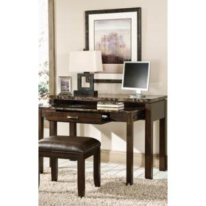 Bella Desk/entertainment Combo W/ Power Plug