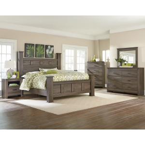 56500 Hayward Poster Bed