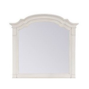 Mallory Mirror - White