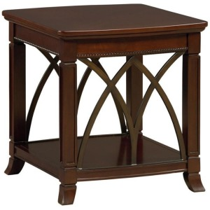 Abbey End Table