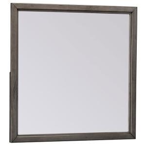 Winchester Mirror - Grey