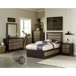 69700 Oakland Youth Bed
