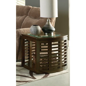 Accolade End Table