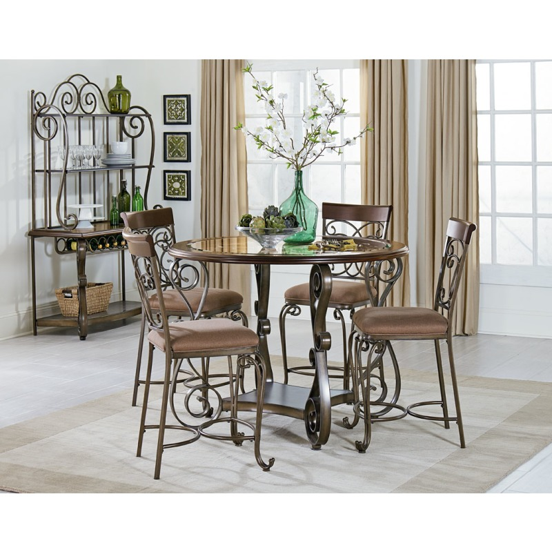 Bombay Counter Height Table By Standard Furniture 13436 Darbys