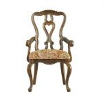 Rustica-Arm Chair in Sorrel