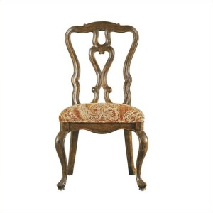 Rustica-Side Chair in Sorrel