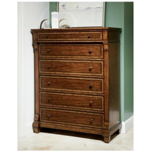 Old Town Drawer Chest - Barrister