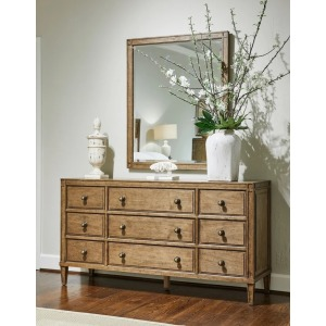 Bluffton Dresser with Mirror