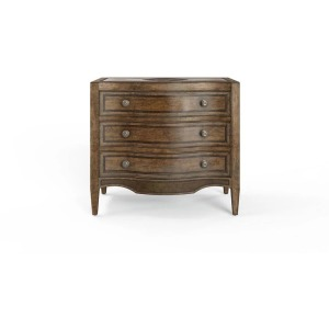 "Thoroughbred Canterbury 36"" Nightstand - Toast"