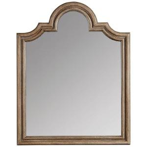 Wethersfield Estate Mirror in Brimfield Oak
