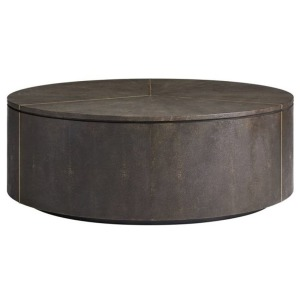 Panavista Sundial Cocktail Table (Sable)