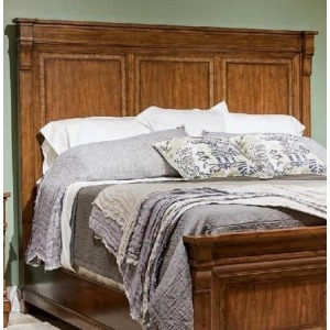 Old Town Queen Panel Headboard - Barrister