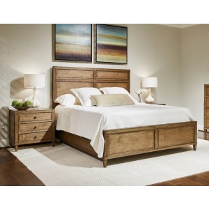 Bluffton Queen Panel Bed