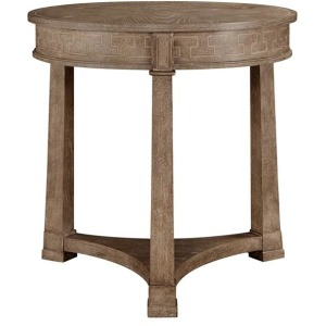 Wethersfield Estate-Lamp Table (Brimfield Oak)