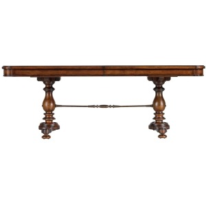 Famille Pedestal Table