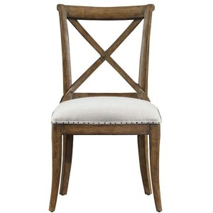 European Farmhouse Fairleigh Fields Guest Chair
